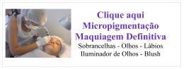 micropigmentação maquiagem definitiva